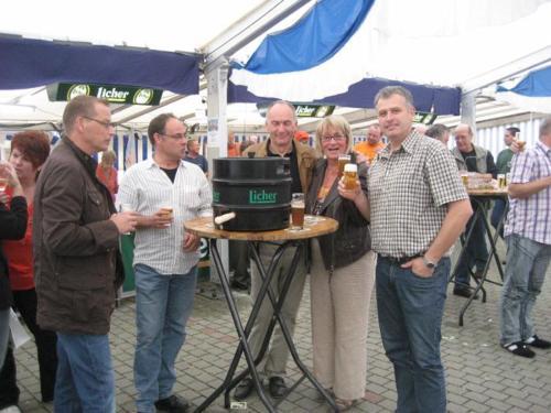 Frühschoppen 2009 006